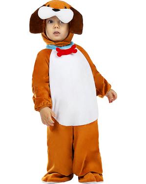 Costum de câine pentru bebeluși