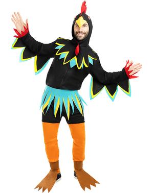 Haan kostuum voor volwassenen