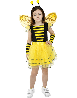 Costum de albine pentru fete