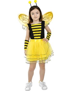 Mehiläispuku Tytöille