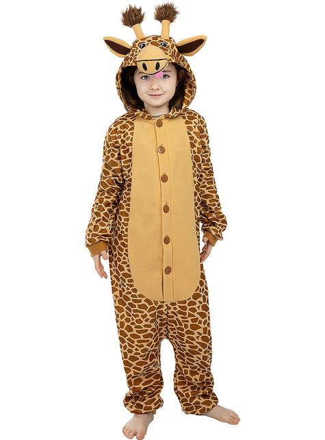 Onesie Giraffe Costume for Kids
