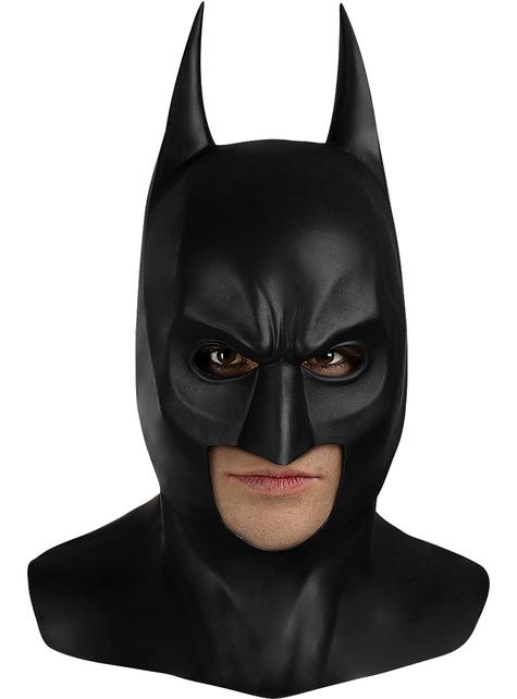 Maska lateksowa Batman - Mroczny Rycerz