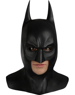 Batman Maske aus Latex - The Dark Knight