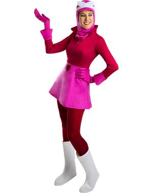 Penelope Pitstop Kostüm - Wacky Races - Autorennen Total