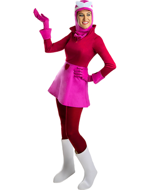 Penelope Pitstop kostuum - Wacky Races