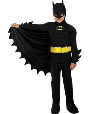 Fato de Batman para menino