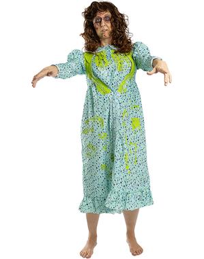 Costume bambina de L'Esorcista da donna taglie forti