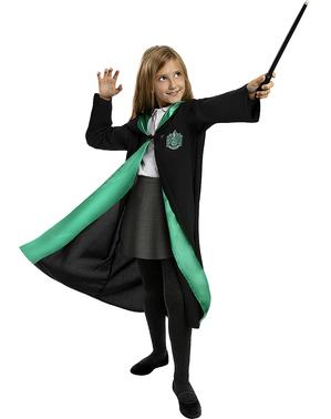 Harry Potter Slytherin Kostüm für Kinder