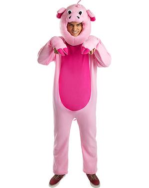 Disfraz de Cerdo para adulto