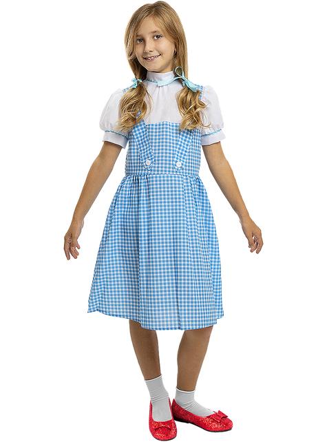 Déguisement Dorothy fille - Le Magicien d'Oz