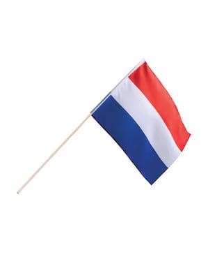 Bandera de Holanda tricolor