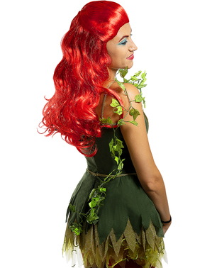 Perruque Poison Ivy