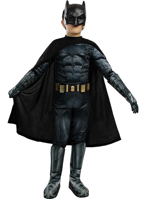 Déguisement Batman deluxe garçon - Justice League