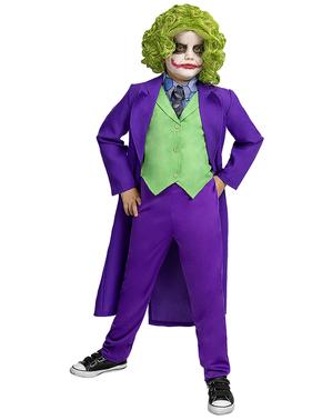 Joker Maskeraddräkt för barn