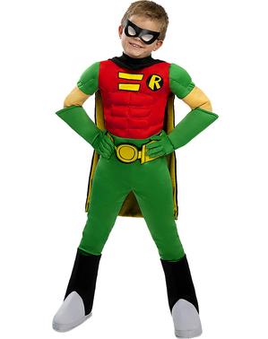 Robin Maskeraddräkt för barn