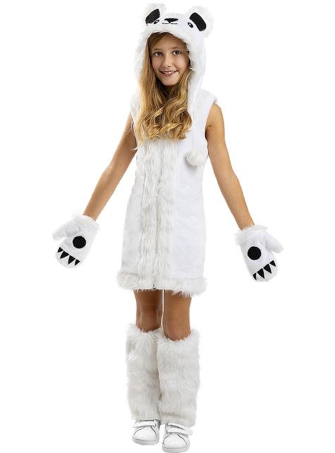 Jääkarhu Puku Tytöille