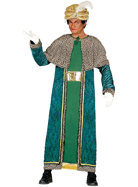 King of the East Balthazar Costume
