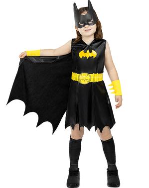 Batgirl-Puku Tytöille