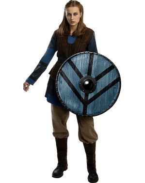 Maskeraddräkt Lagertha - Vikings