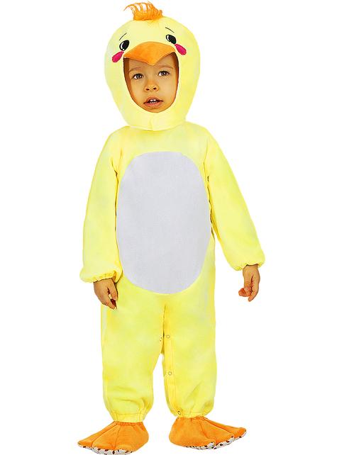 Strój Kurczak dla niemowląt