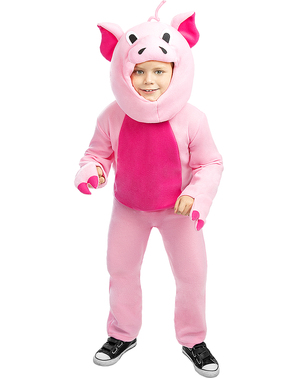 Costum de porc pentru copii