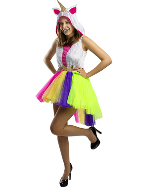 Unicorn Costume Plus Size