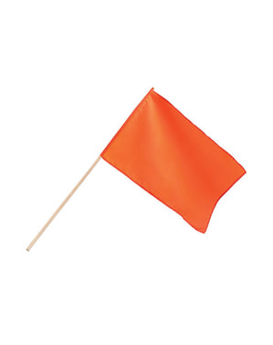 Pomarańczowa flaga
