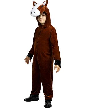 Pferde Kostüm für Kinder