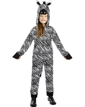 Costume da Zebra per bambini