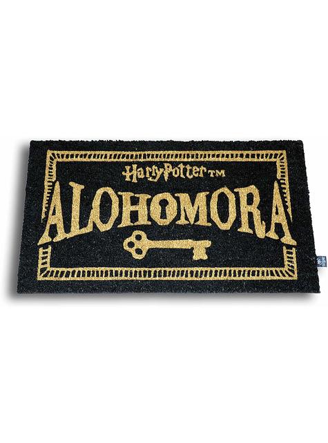 Harry Potter Alohomora Doormat 60 x 40 cm