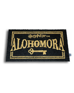 Harry Potter Alohomora Doormat 60 x 40 cm