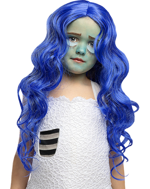 Corpse Bride Wig for Girls