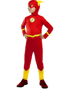 Costum flash pentru băieți