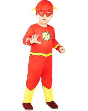 The Flash kostuum voor baby's