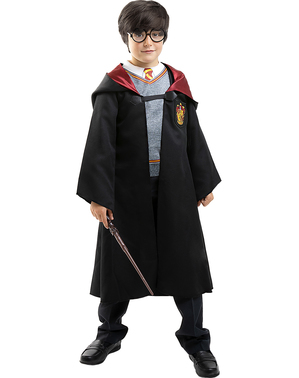 Harry Potter Asu Lapsille