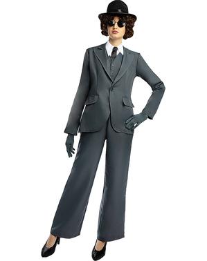 Polly Grey Kostyme til Damer - Peaky Blinders