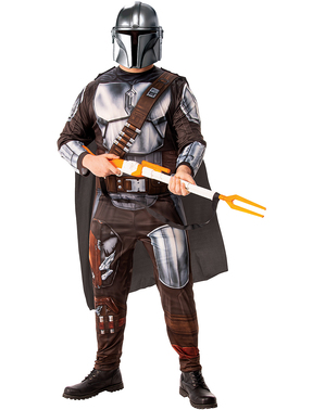 Mandaloriansky kostým - Hviezdne vojny