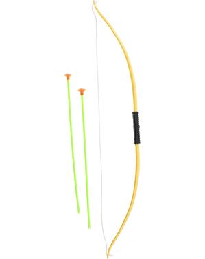 Conjunto de arco e flechas