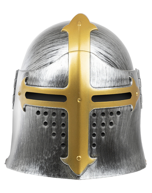 Cască medievală pentru adulți