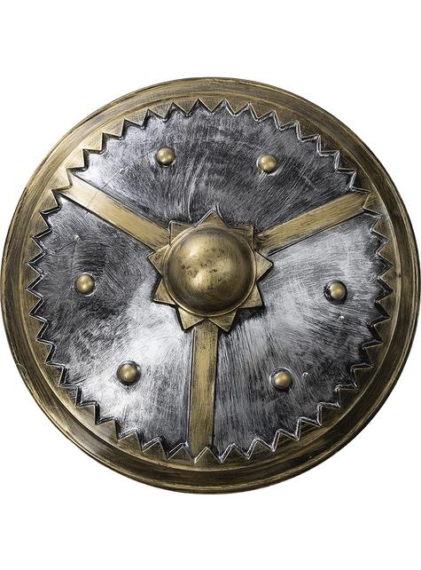 Escudo de vikingo de 61 cms