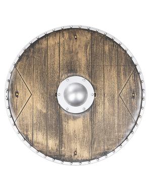 Wikinger-Krieger Schutzschild 40 cm