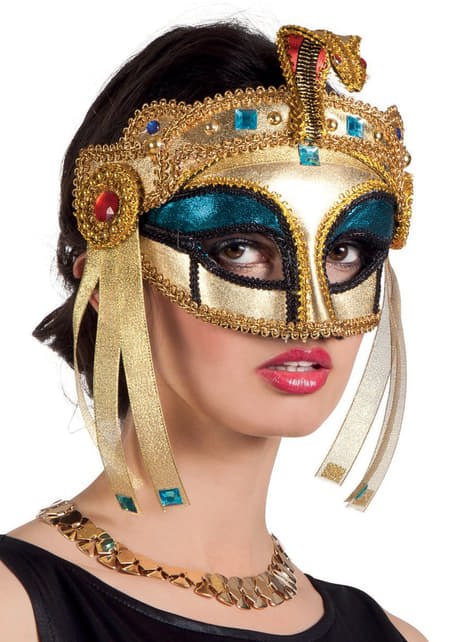 Women's Queen of the Nile Mask