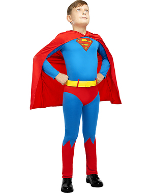 Classic Superman Costume for Kids