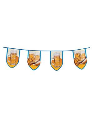 ビール・フェスティバル旗飾り