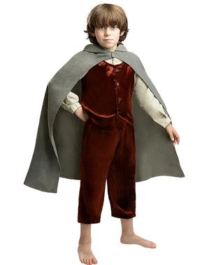 Fato de Frodo para menino - O Senhor dos Anéis