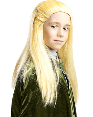 Legolas Wig for Boys - Lord of the Rings