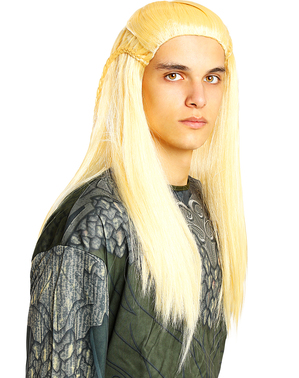 Legolas pruik - Lord of the Rings