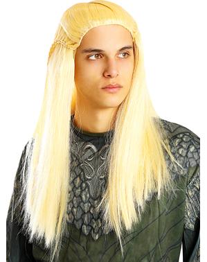 Peruca Legolas - O Senhor dos Anéis