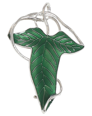 Elven Broche - The Lord of the Rings