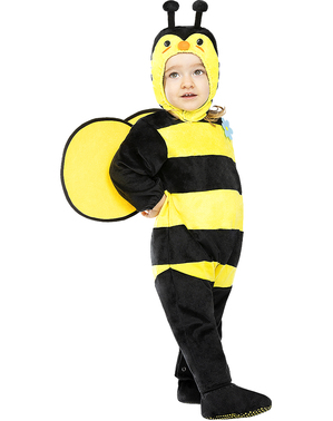 Fato de abelha para bebé